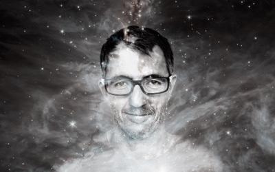 Dr. Motte im Planetarium Bochum