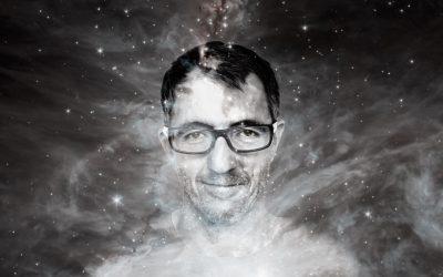 Dr. Motte im Planetarium Berlin